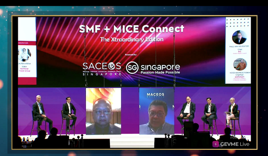 My SMF X MICE Connect fireside chat highlighted an eagerness to collaborate and share learnings among regional and global associations.