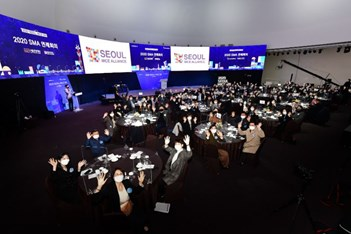 Seoul redefines MICE: Meet Innovatively with Cooperative Energy