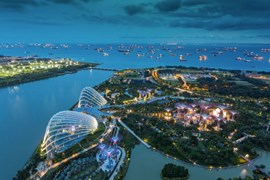 Tiny but mighty: Singapore's careful steps pay dividends