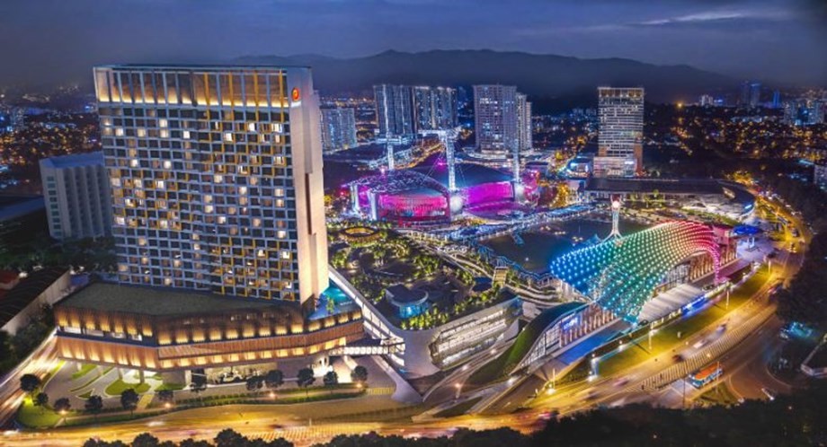 Opening in 2021, Amari SPICE Penang will be directly linked to the Setia SPICE Convention Centre.