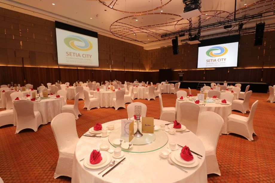 With more than 9,400sqm of event space, there's plenty of room at SCCC for re-imagined event formats that adhere to physical distancing.