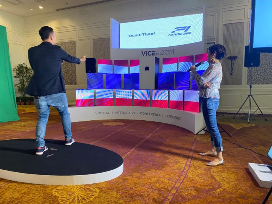 "The Thai hospitality brand has partnered with Future One to ""keep connections going"" and enhance its hybrid meetings offer."
