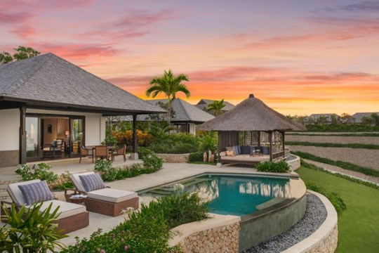 Accor's new Raffles Bali woos business events with wellness focus