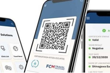 FCMhealth wallet