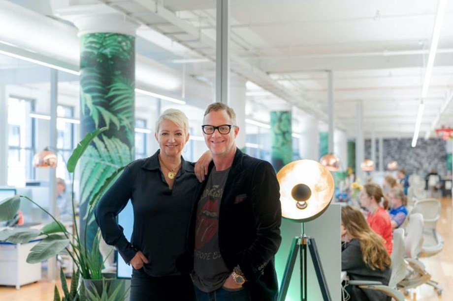INVNT's Scott Cullather and Kristina McCoobery have launched a global agency that now includes four disciplines focused on brand storytelling.