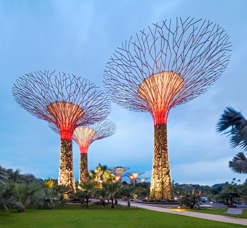 5 Reasons To Hold Your Next Event At Gardens By The Bay Meetings Conventions Asia