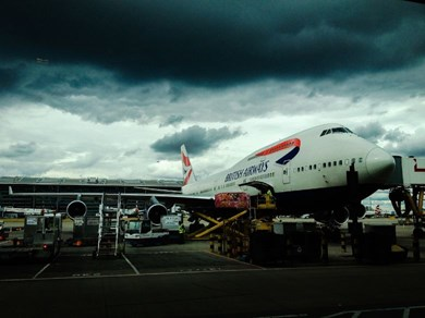 The strike by British Airways pilots are affecting 195,000 travellers.