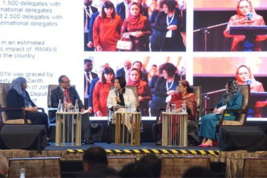 "Event planners who had brought a combined 35,000 delegates to Malaysia shared their experiences and the advantages of the destination during the ""Creating Legacies and Impact in Business Events"" panel at Malaysia Business Events Week."