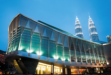The Kuala Lumpur Convention Centre will host four major events by North American associations in 2020.