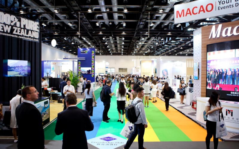 All eyes are on the Chinese MICE market : Meetings & Conventions Asia