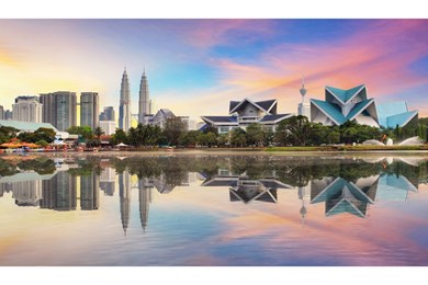 Kuala Lumpur gears up for the fifth edition of Malaysia Business Events Week (MBEW) on August 28. (TomasSereda/Getty Images)