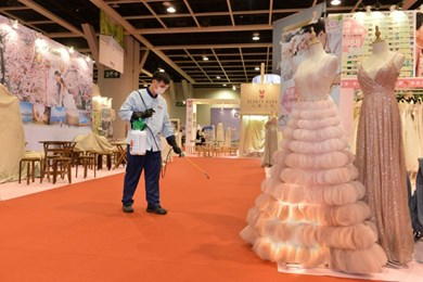 The 98th Hong Kong Wedding Fair, a three-day local consumer exhibition rescheduled from February, was held successfully during 22-24 May.