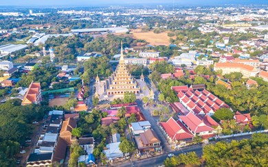 Khon Kaen, northeastern Thailand will be hosting the PATA Destination Marketing Forum 2018 from November 28-30 (Credit: pigphoto/Getty Images)