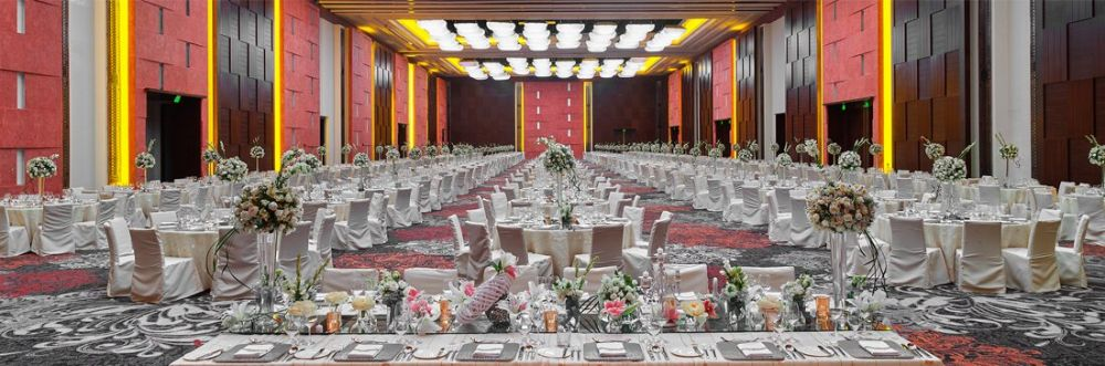Integrated Resorts like Resorts World Manila offer expansive and flexible meeting space