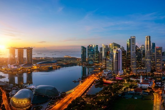 Singapore government delivers another landmark budget