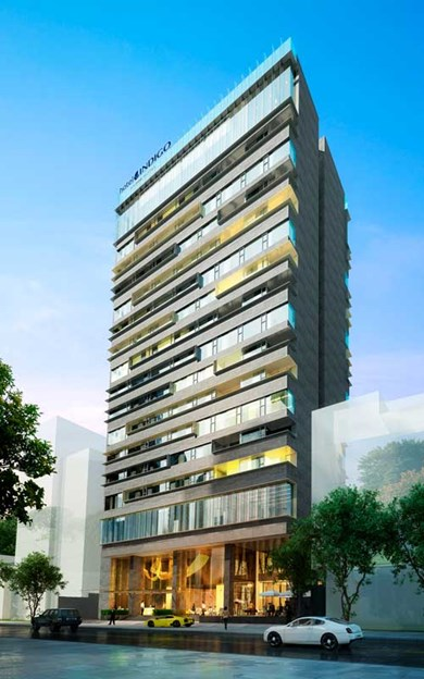 Hotel Indigo is set to debut in Vietnam with the opening of the 150-key Hotel Indigo Saigon The City in 2019.