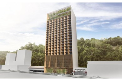 Hyatt Centric Kota Kinabalu will be the first Hyatt Centric hotel in Malaysia.