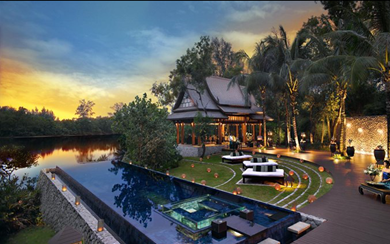 Banyan Tree Hotels and Resorts, including its Phuket property, now part of Le Club AccorHotels.