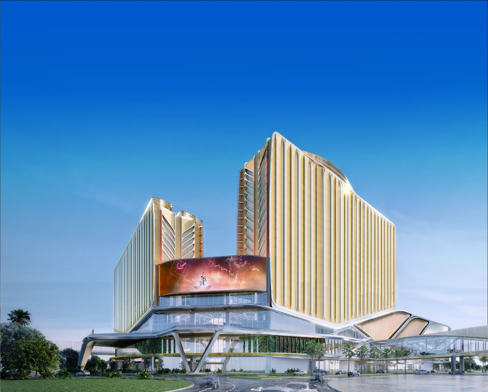 Hero Pic 1.Rendering of Galaxy International Convention Center