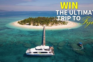 WIN! Return air tickets to Fiji