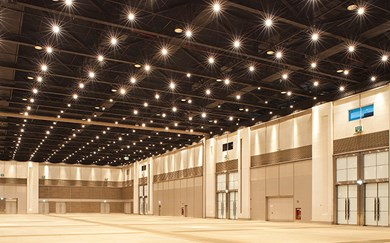 Paragon Hall 2-3. (Photo Credit: Royal Paragon Hall website)