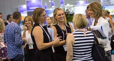 Doing business at AIME has never been this easy, says Ian Wainwright, event director – AIME, Reed Travel Exhibitions.