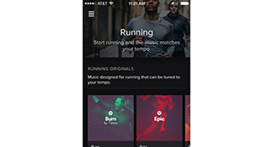 Run with Spotify
