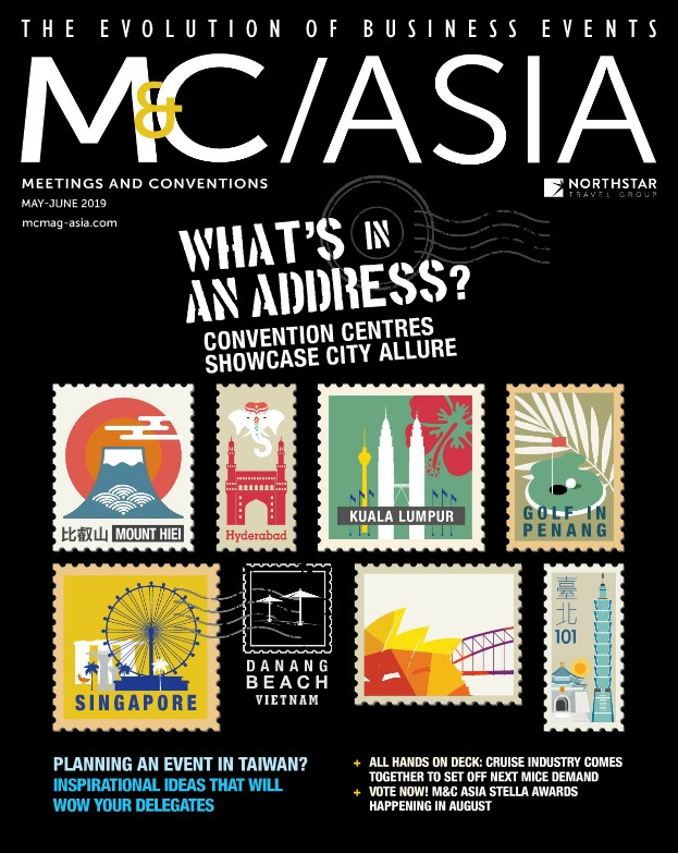 Digital Magazine: Meetings & Conventions Asia